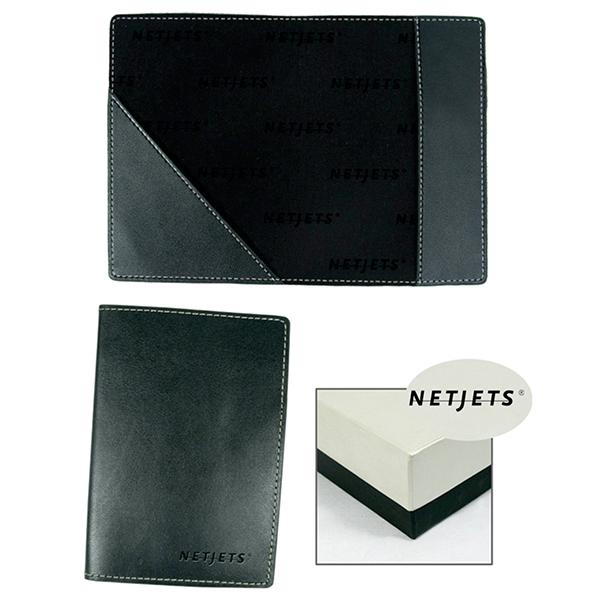 23-Passport-Case-Black-Harness-Netjets
