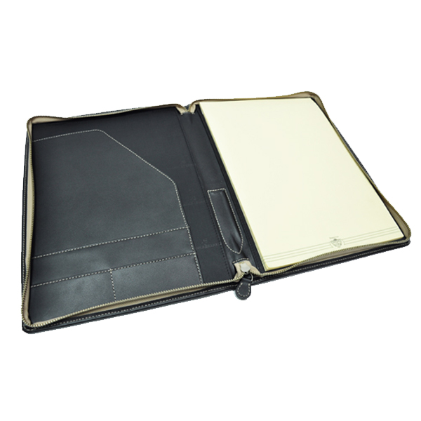 6-Zip-portfolio-black-tuscany-open